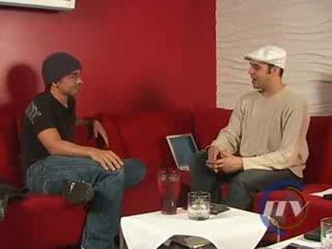 ITV Nightlife interviews Paolo Mojo at See Sound Lounge