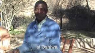 Dhumba Joseph - Oshiwa Carver Interview