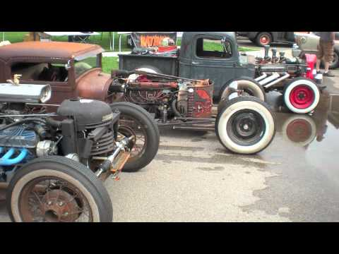 Rat Rod Magazine Show at Automotorplex July 2011