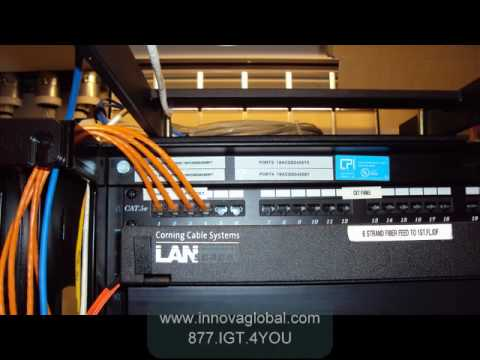 Irvine Network cabling, Structured Cabling, phone system, Wireless Orange county