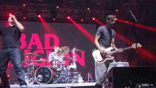 Bad Religion The Past is Dead! Sziget 2013