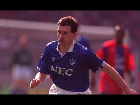 Kevin Sheedy – Everton Football Club 1982–1992