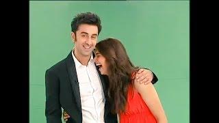 Ranbir & Deepika YJHD Ad Shoot - Behind the Scenes