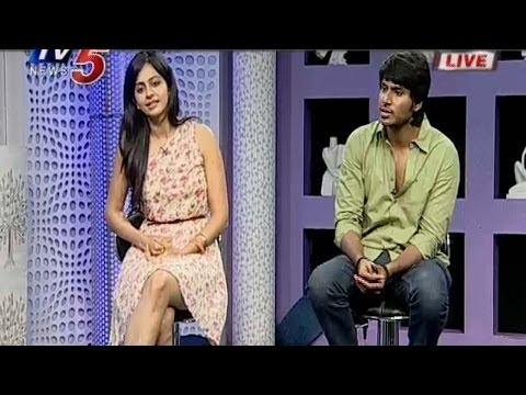 Venkatadri Express Movie Hero Heroine Chit Chat