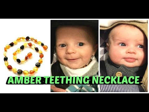 Amber Teething Necklace Review