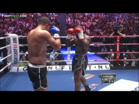 Gokhan Saki vs Melvin Manhoef - It's Showtime 2010, A'dam Arena