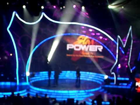 Sharon Cuneta ABS - CBN : 01/20/10 Star Power Opening Part 1.MOV