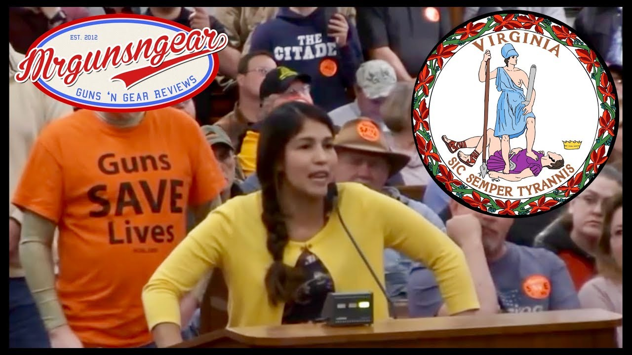 Virginia 2nd Amendment Sanctuary County Speech: Moral Obligation To Fight Tyranny