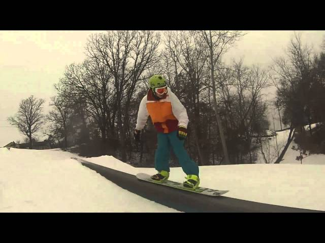 Buck Hill Video Contest 2015 - Tanner Dosch