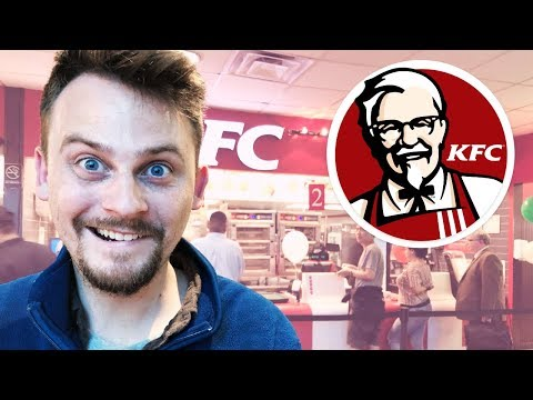 How to Order Fast Food in English (KFC)