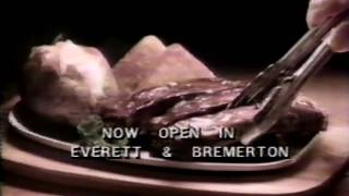 Sizzler 1984 TV commercial