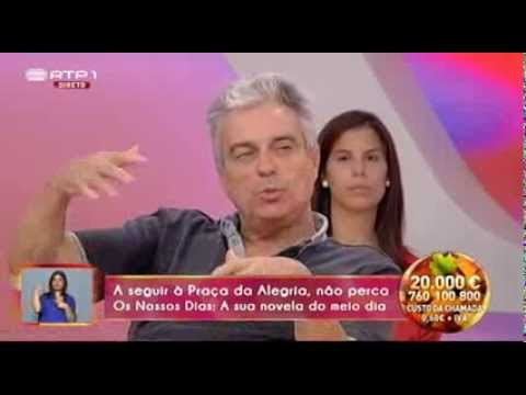 Carmen Santos e Luís Lucas (Parte1) -- Os Nossos Dias - RTP