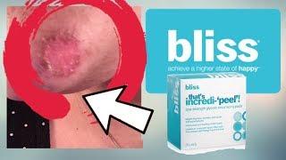 BLISS COSMETICS ACID BURN
