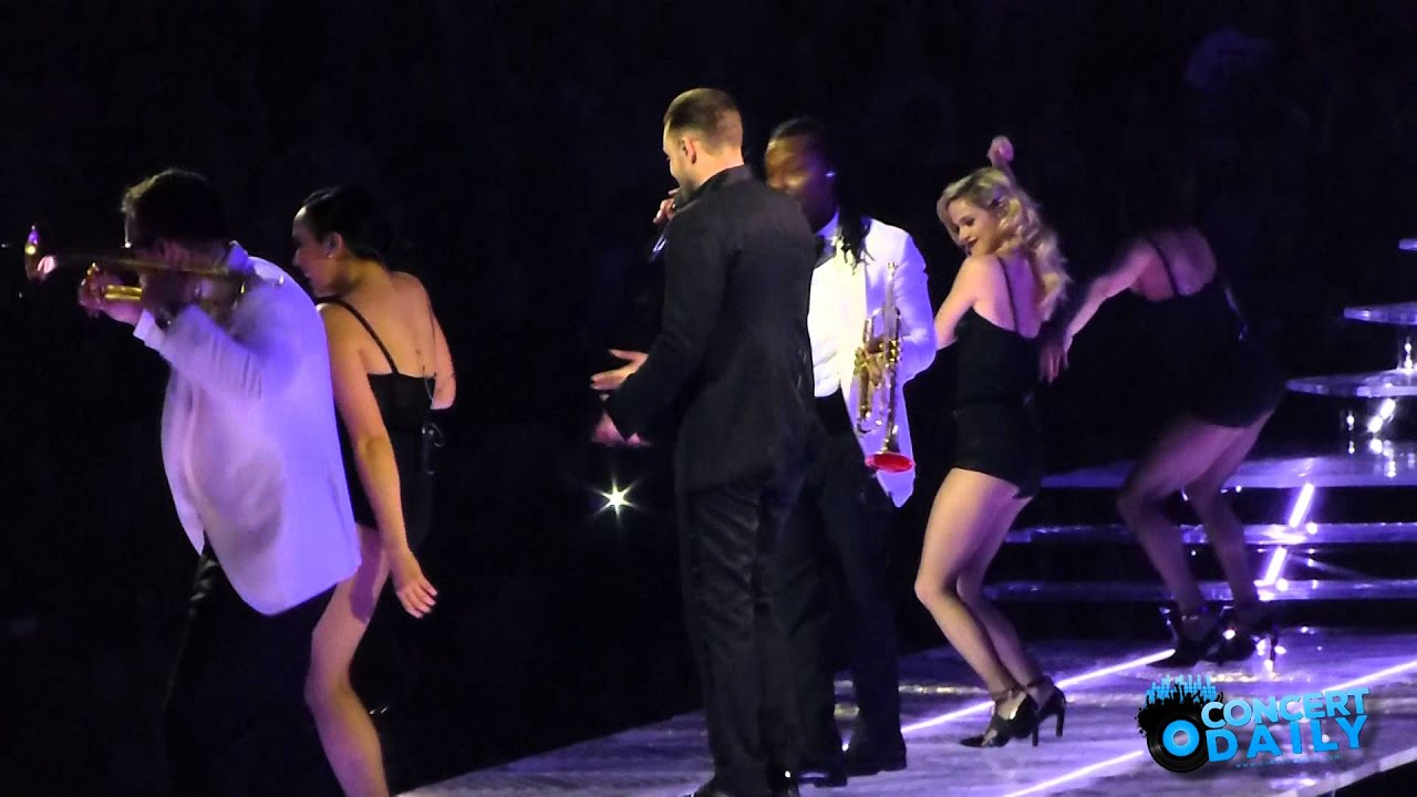 """Download Justin Timberlake performs """"Take Back The Night"""" Live in DC #CDTBT"""