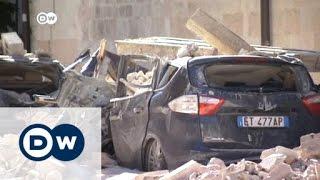 هزة أرضية في وسط إيطاليا | الأخبار