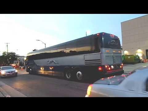 Greyhound Bus Lines (USA): Bus Observations in Baltimore, Maryland... (August 19, 2014)