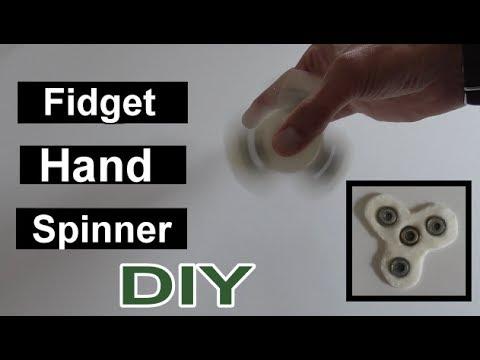 fidget hand spinner aus silikon selber machen diy. Black Bedroom Furniture Sets. Home Design Ideas