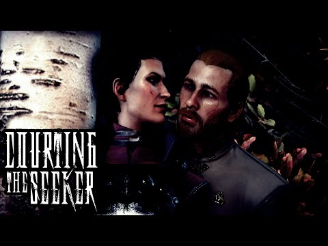 Dragon Age: Inquisition - Courting the Seeker (Complete Cassandra Romance)