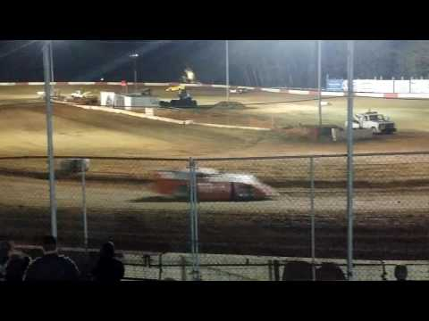 9/24/16 late model main coos bay speedway