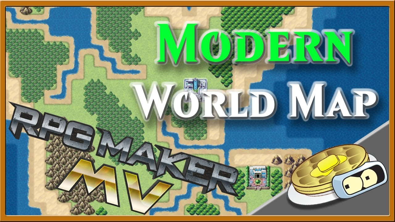 Modern world map speed development rpg maker mv youtube modern world map speed development rpg maker mv gumiabroncs Images
