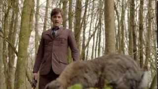 """Doctor Who - """"Timey What? Timey Whimey?!""""    The Day of the Doctor [Funny scenes]"""