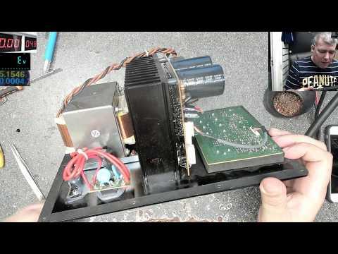 Audio Amplifier Repair