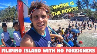 FILIPINO ISLAND With A Unique Language | NO FOREIGNERS Only Fighter Boys