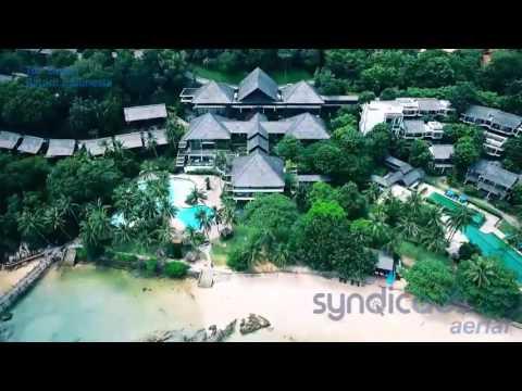 Turi Beach Nongsa Batam, Amazing Batam Aerial