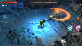 Dungeon Hunter 5 Gameplay on PC