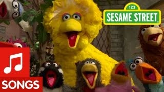 "Sesame Street: Big Bird sings ""That"