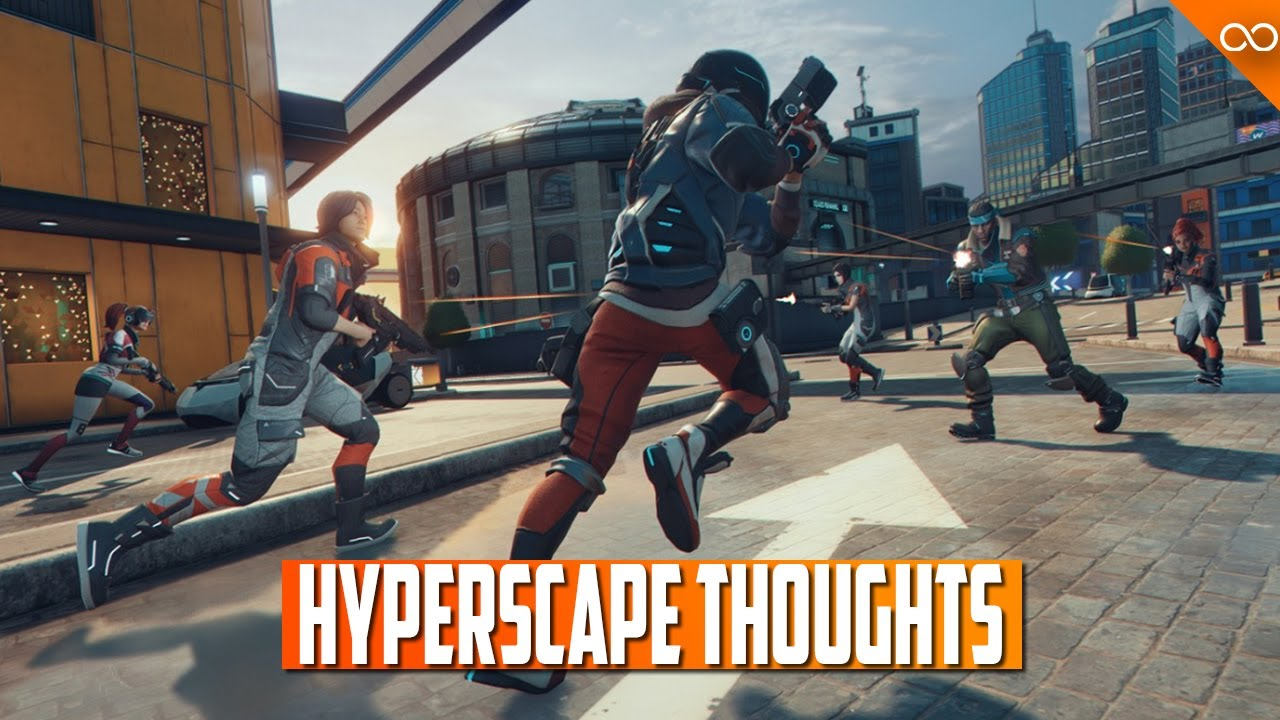 Hyper Scape - Ubisoft Bringing Back the Arena Shooter...as a Battle Royale -  First Impressions