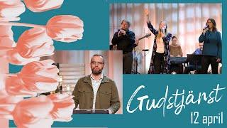 Gudstjänst 12 april - Livets måsten och livets måste
