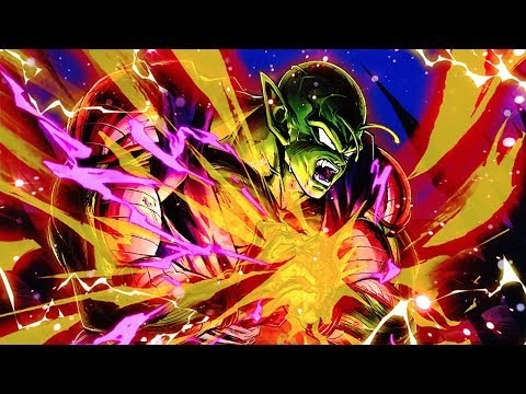 Dragon Ball Legends - NEW *FREE* Piccolo Fused With Kami! DB Legends Road
