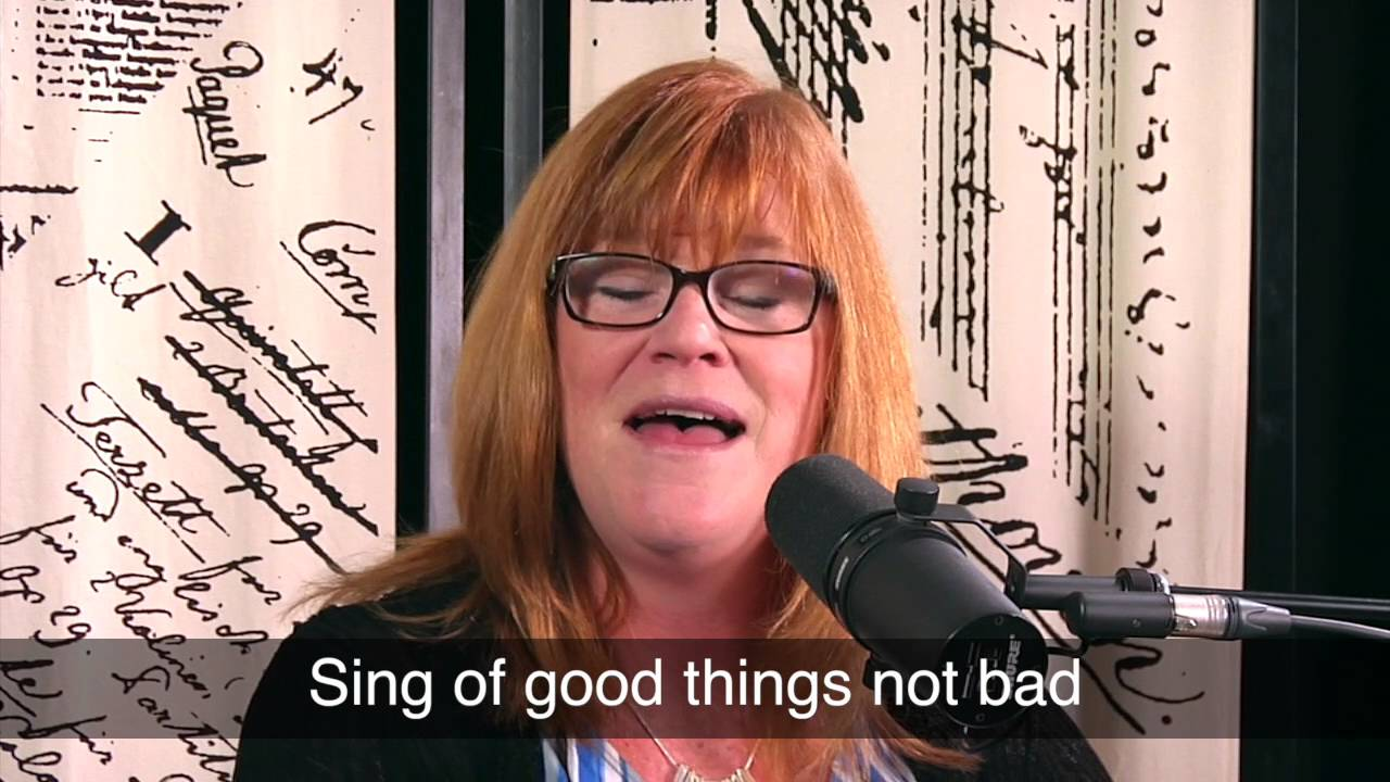 Sing-along for seniors - music for dementia and long term care - Sing a Song