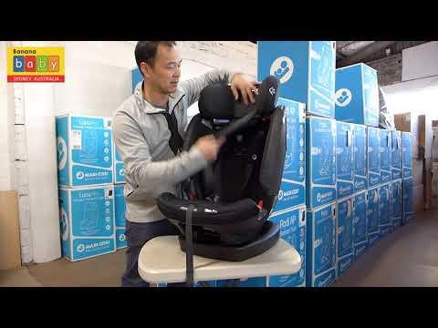 Maxi Cosi Titan Pro Convertible Booster Child Seat | Review 2019