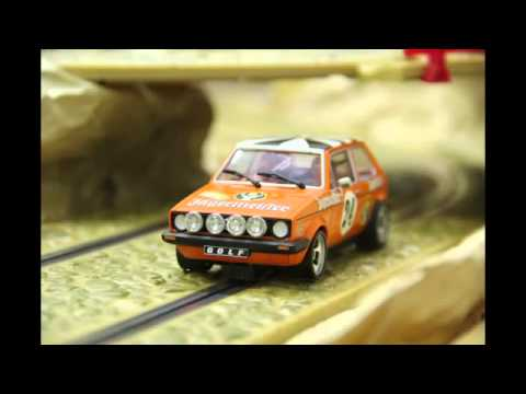 Rally Slot Car – Scalex Club Oupeye (Belgium)