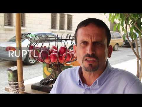 State of Palestine: Bethlehem residents react to Netanyahu's annexation promise
