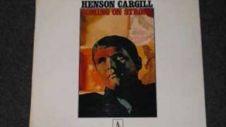 Watch Henson Cargill With Pen In Hand video