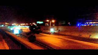BMW E36 RMS Supercharged vs c32 AMG Beirut Street Race.mov
