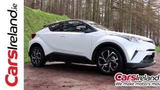 2017 Toyota C-HR review | CarsIreland.ie