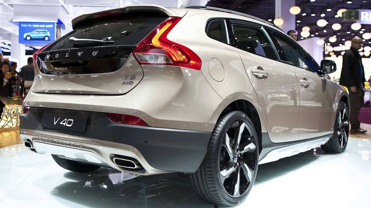 2014 volvo v40 cross country youtube. Black Bedroom Furniture Sets. Home Design Ideas