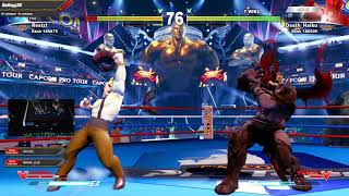 Reply From Twitch: Street Fighter 5 Late night fighting
