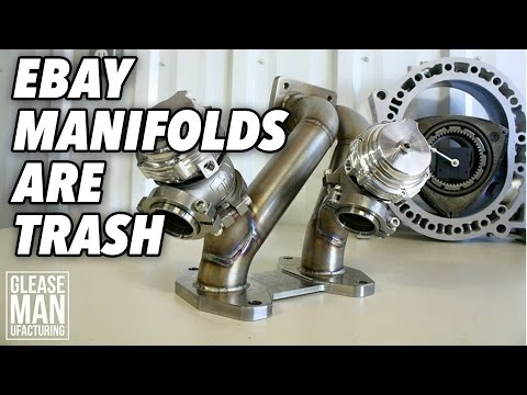 This Is Why eBay Turbo Manifolds Are Garbage