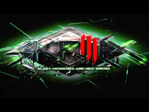 Skrillex Scary monsters and nice sprites (FULL ALBUM)