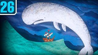 Волшебный фонарь - Кит по имени Моби Дик / Серия 26 - классическая литература для детей