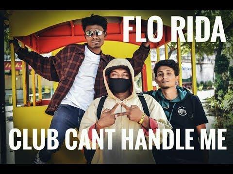 Flo Rida - Club Can't Handle Me Ft. David Guetta - Ft. Mohit Sarwe, B-Boy Sanky & Bhushan Gavhane