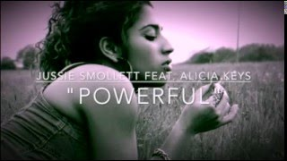 Jussie Smollet feat. Alicia Keys - Powerful.  Empire Cast (Joanna Cover)