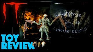 UNBOXING! NECA It Ultimate Pennywise The Dancing Clown 7 Inch Scale Action Figure - Toy Review!