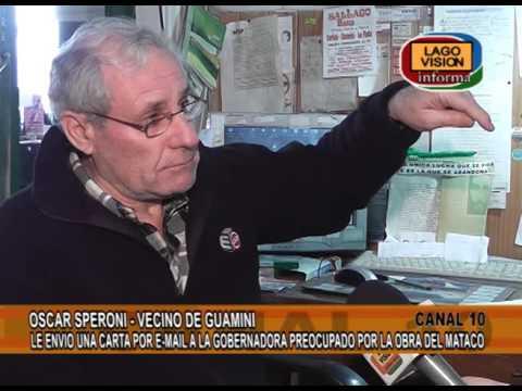 OSCAR SPERONI  - VECINO GUAMINENSE