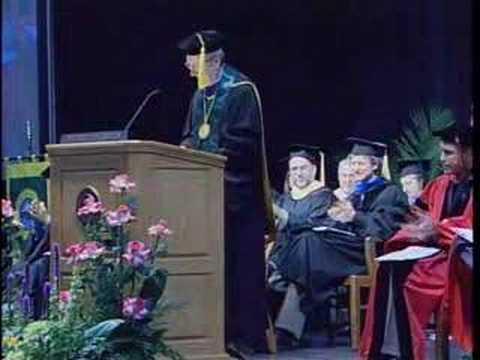 2008 University of Oregon Main Commencement